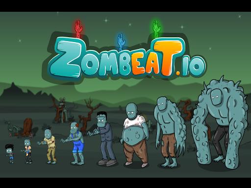 Zombeat.io - io games zombie Apkfinish screenshots 8