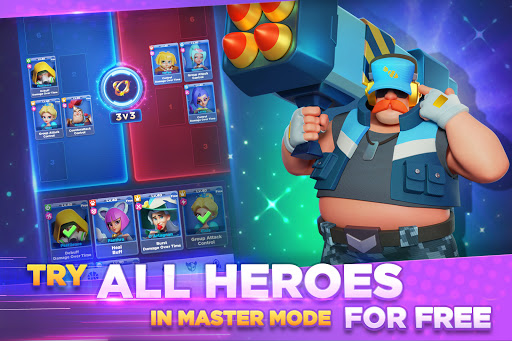 Ready Heroes  screenshots 3