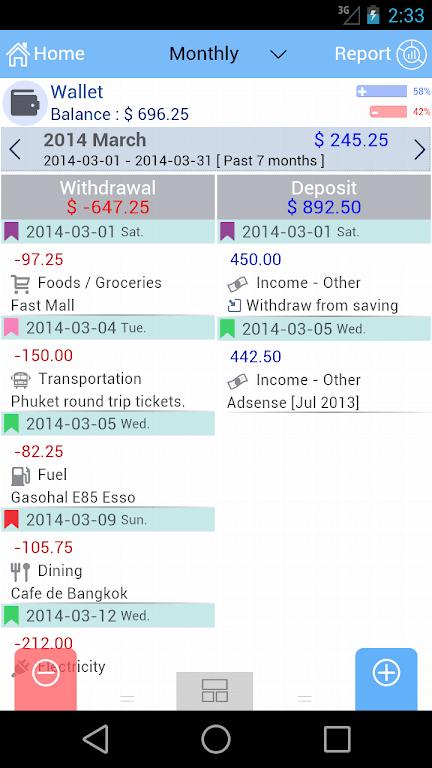 EvoWallet - Money Tracker [Premium]  poster 9