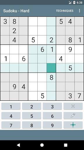 Sudoku 1.4.4 screenshots 2