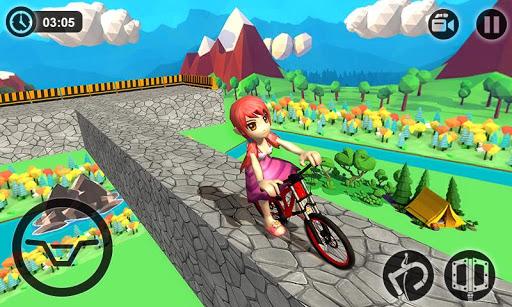Fearless BMX Rider 2019 apkpoly screenshots 6