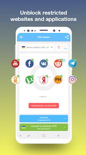 VPN Ukraine - Get Ukrainian IP or unblock sites