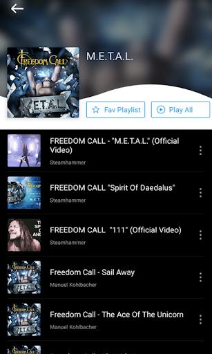 Free Music:offline mp3 No WiFi Music Download Free screenshot 4