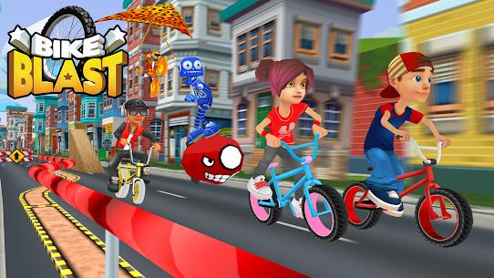 Bike Blast- Bike Race Rush MOD APK (Unlimited Money) 1