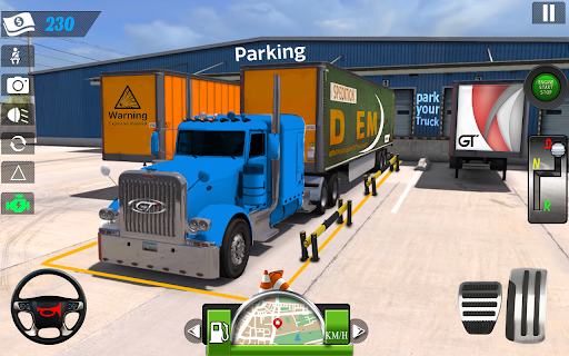 Truck Parking 2020: Free Truck Games 2020  Screenshots 10
