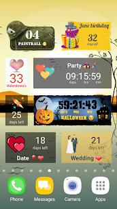 Countdown Days App & Widget MOD APK (Premium Unlocked) 2