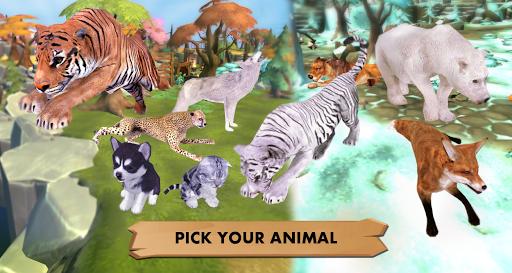 Télécharger My Wild Pet: Online Animal Sim APK MOD (Astuce)width=