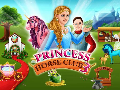 Princess Horse Club 3 - Royal Pony & Unicorn Care 4.0.50017 screenshots 21