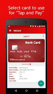 MyCard – Contactless Payment 4