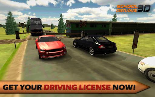 School Driving 3D 2.1 screenshots 1