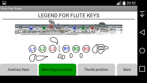 Flute Play Scales Trial For PC Windows (7, 8, 10, 10X) & Mac Computer Image Number- 7
