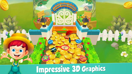 Coin Mania: Farm Dozer 2.2.1 Screenshots 13