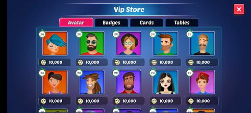 Bid Whist Game - Best Spades Free Card Games apkpoly screenshots 8