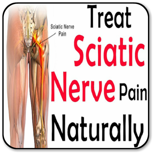 How to relieve Sciatica Pain icon