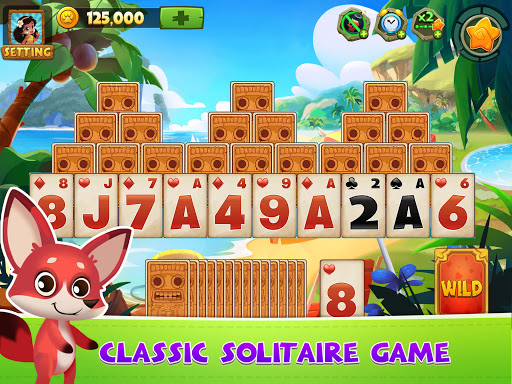 Solitaire TriPeaks Adventure - Free Card Game 2.3.1 screenshots 6