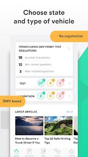 DRIVER START - Permit Test - Driver's License Test