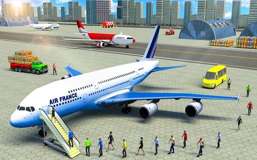 US Airplane Pilot: City Flight 1.0 screenshots 7