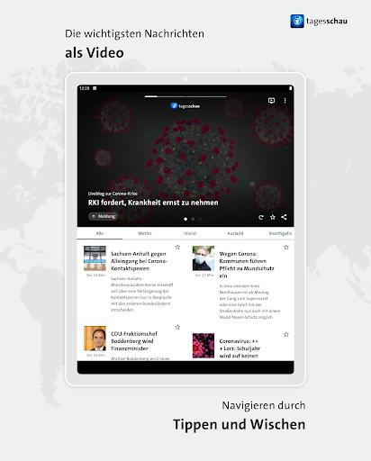 tagesschau - Aktuelle Nachrichten 3.0.2 Screenshots 6