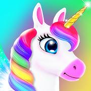 Unicorn Wild Life Fun: Pony Horse Simulator Games