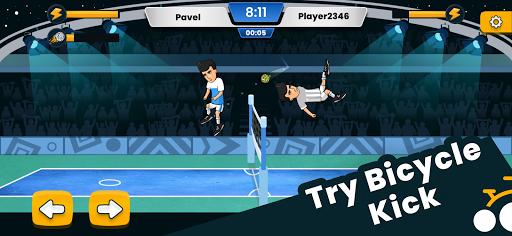 Code Triche Sepak soccer: street challenge sports game (Astuce) APK MOD screenshots 2
