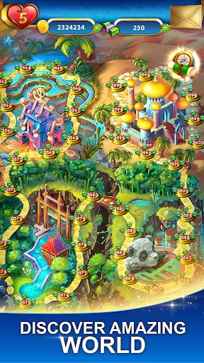 Lost Jewels - Match 3 Puzzle  screenshots 6