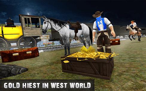 Snow West Mafia Redemption Mod Apk (Dumb Enemy) 3