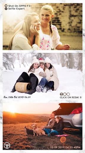 Shot On Stamp Photos with ShotOn Watermark Camera 1.3.1 Screenshots 8