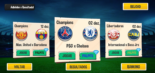 Royal Table Soccer: The Best Button Game modavailable screenshots 7