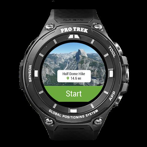 ViewRanger: Trail Maps for Hiking, Biking, Skiing apktram screenshots 8