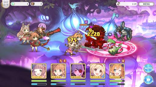 ud504ub9b0uc138uc2a4 ucee4ub125ud2b8! Re:Dive android2mod screenshots 18