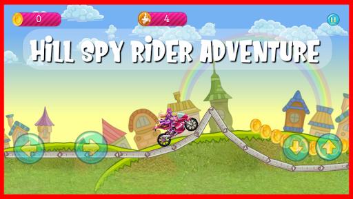 hill spy rider adventure screenshot 1