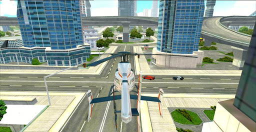 police helicopter pilot 3d screenshot 1