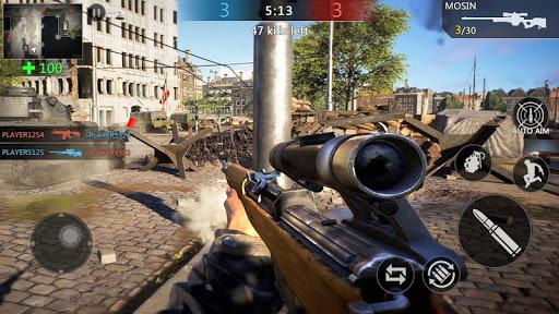 Gun Strike Ops: WW2 - World War II fps shooter  Screenshots 21