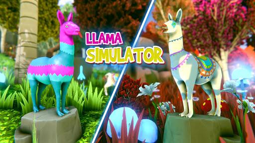 Llama Simulator 1.4 screenshots 1