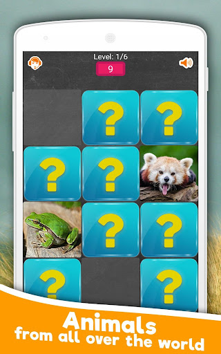 Memory Game: Animals android2mod screenshots 4