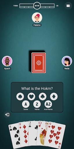 Hokm+  screenshots 2