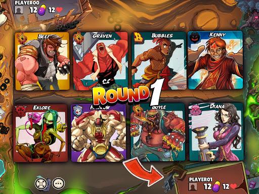Urban Rivals - Street Card Battler apkslow screenshots 3