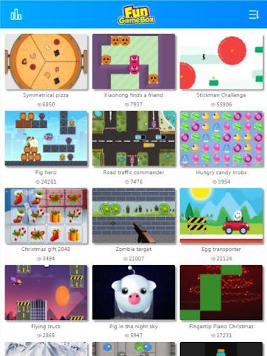 Fun GameBox 3000+ games in App  screenshots 11