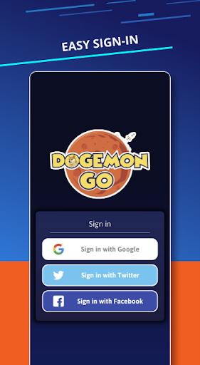 Dogemon App screenshots 1