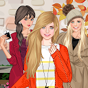 Autumn fashion game for girls