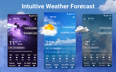 Weather Forecast - Local Weather Channel & Alerts 1.5.1