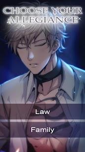 Criminal Desires Mod Apk: BL Yaoi Anime Romance (Choices Free) 10