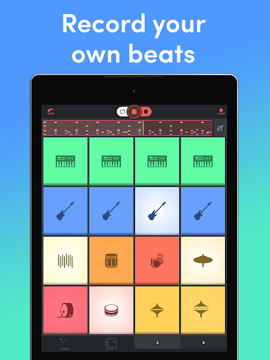 Beat Snap - Music & Beat Maker  APK screenshots 9