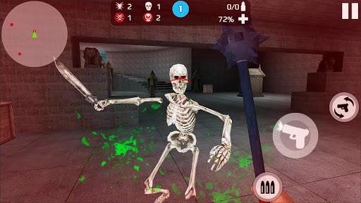 Skeleton Shooting War: Survival 3.9 screenshots 4