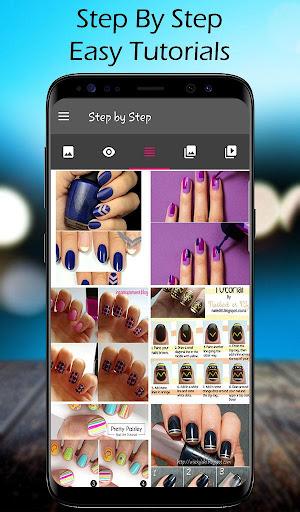 Nail Art Designs Step by Step 1.3 Screenshots 4