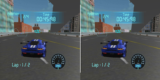 VR Real Feel Racing apkpoly screenshots 5