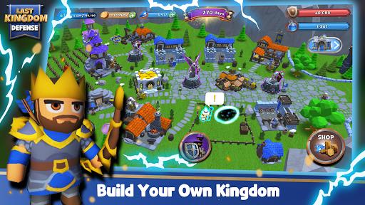 Last Kingdom: Defense  screenshots 10