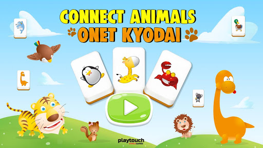 Connect Animals : Onet Kyodai (puzzle tiles game)  screenshots 5
