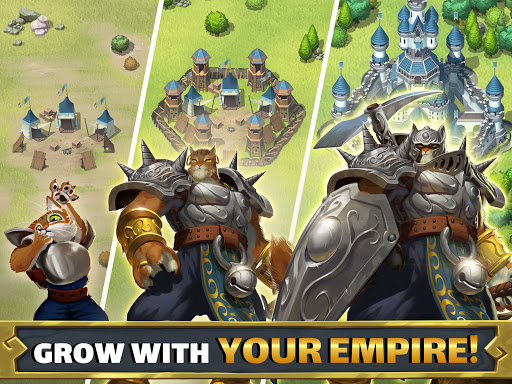 Million Lords: Kingdom Conquest - Strategy War MMO 3.0.5 screenshots 7