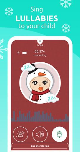 Annie Baby Monitor: Video Audio Nanny Cam 3G WiFi 3.12.1+master.c9ab675da Screenshots 5